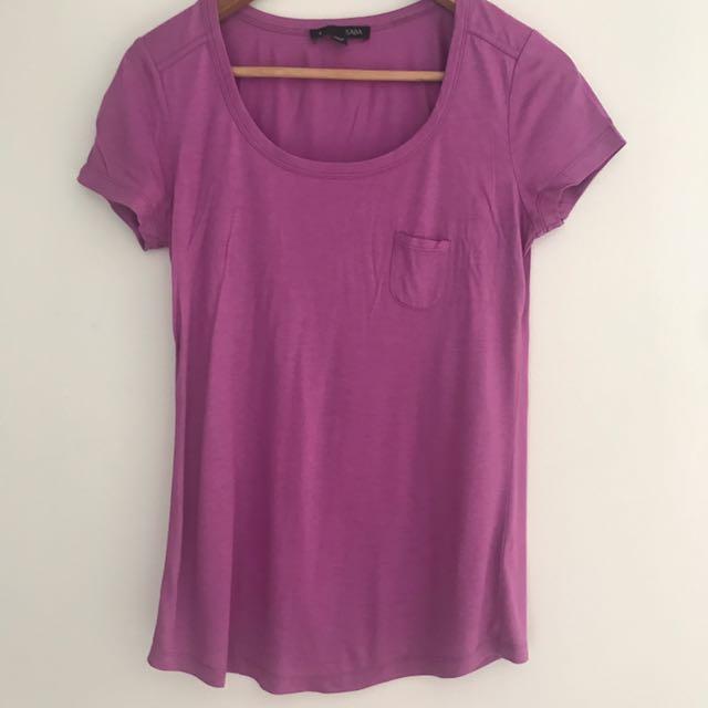 Saba T-shirt Size 6