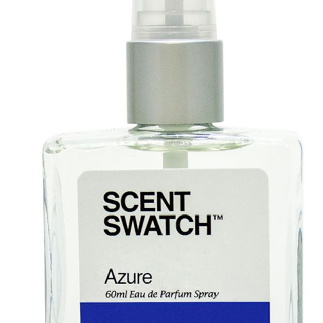 Scent Swatch - Azure