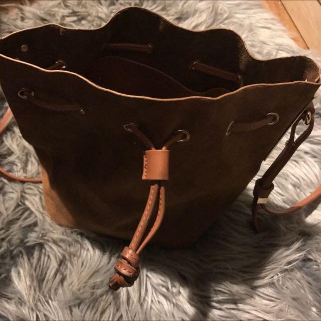 Seed Heritage Bucket Bag