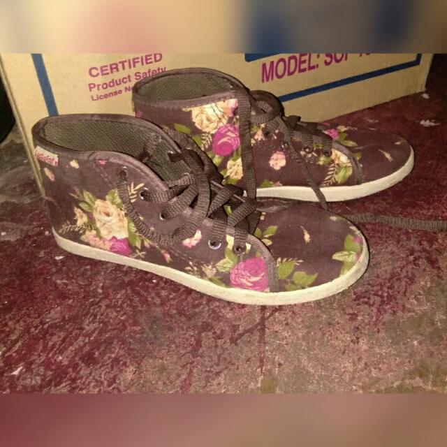 Shoes(FLORAL)