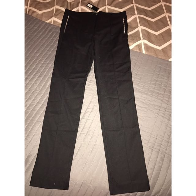 Size 10 - Glassons - Black Pants