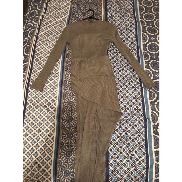 Size 10 - Peppermayo Grey Dress