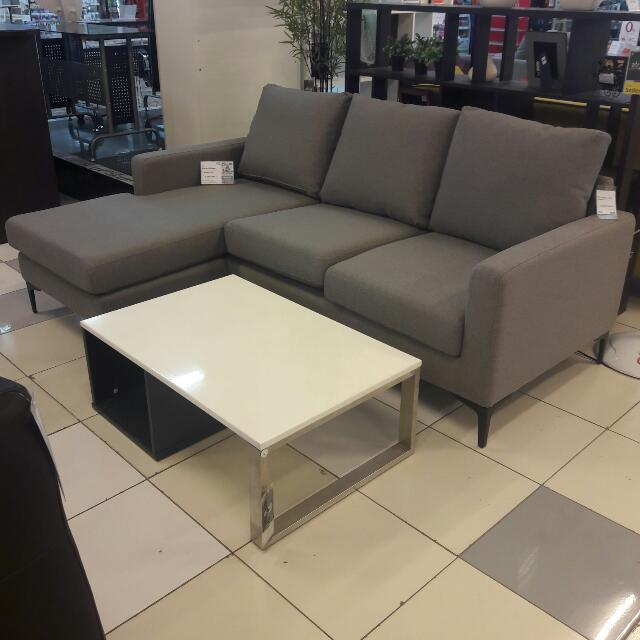 Sofa Leter L Home Furniture On Carousell