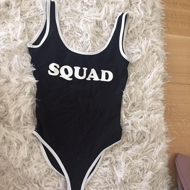 Squad Body Suit!!