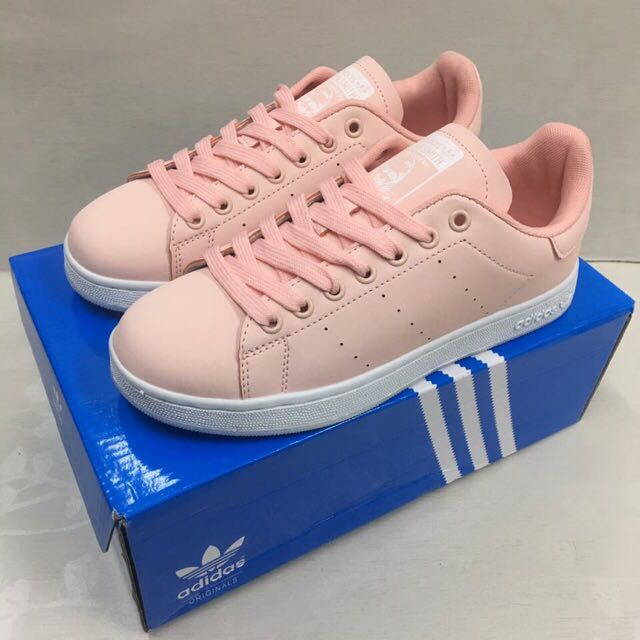 stan smith salmon pink
