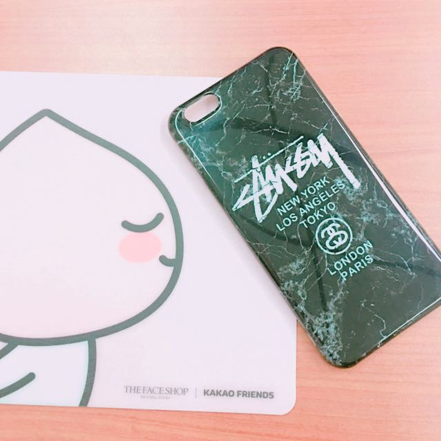 Stussy iPhone6s+ Cover