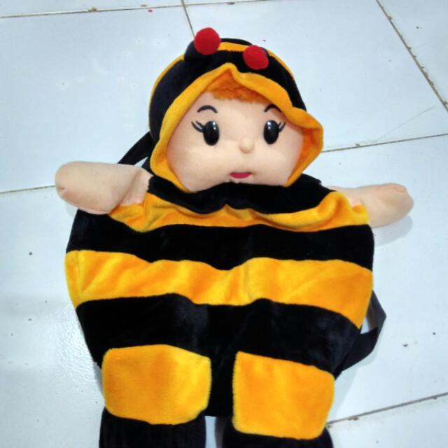 Tas Boneka Bee