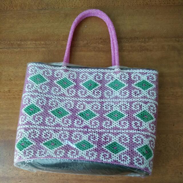 Tas Etnik Manik2 Handmade #clearancesale