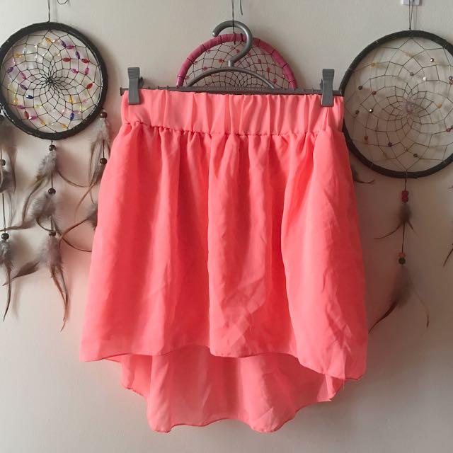 TERRANOVA - Pink Mini Skirt