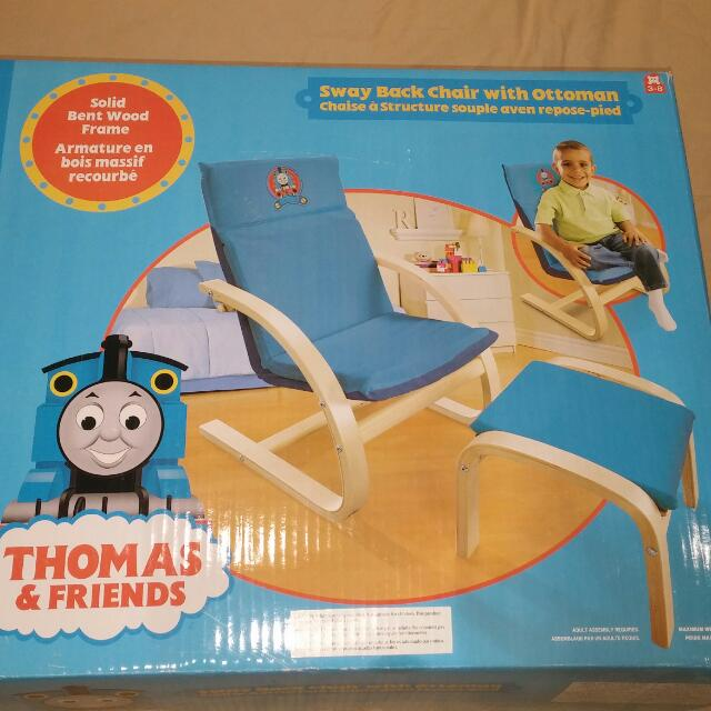 Thomas And Friends Sway Chair And Ottoman