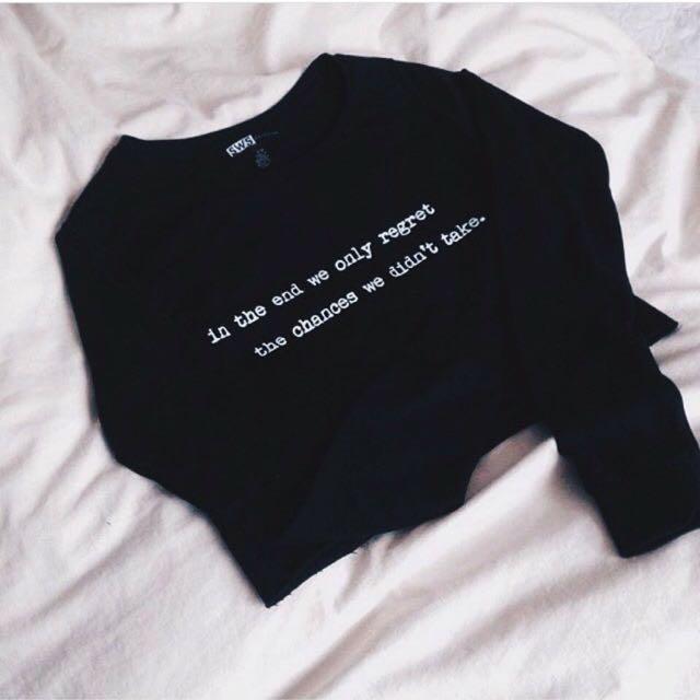 UK2LA Cropped Sweater