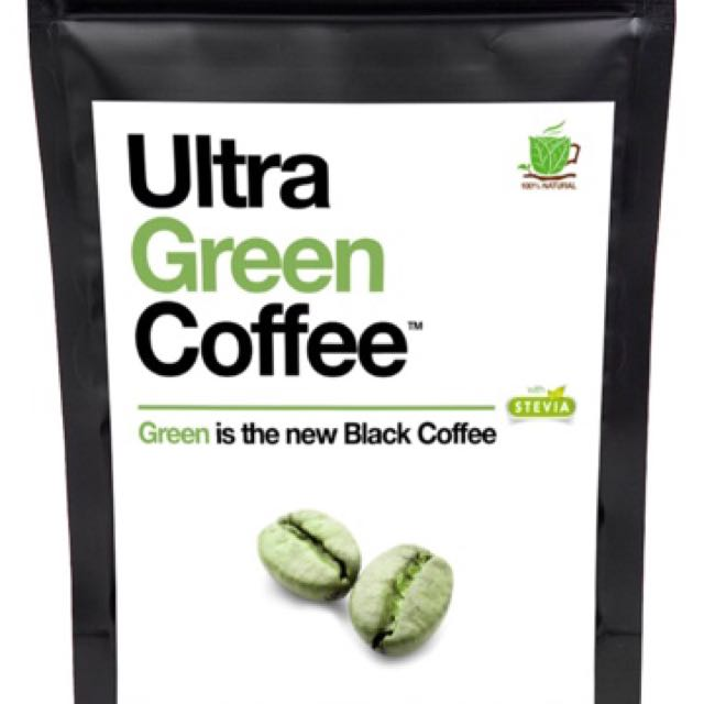 ULTRA GREEN COFFEE (The World's Healthiest Coffee)