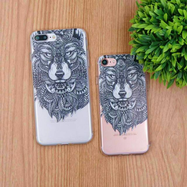 Wolf Mobile Phone Case [Apple / Samsung / Oppo]