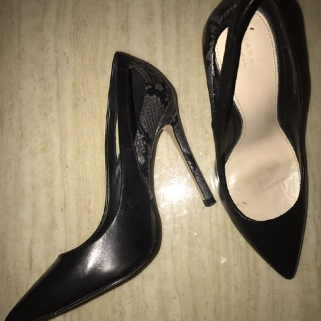 Zara Woman Shoes