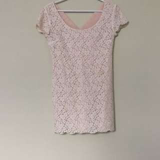 Talula Lace Dress