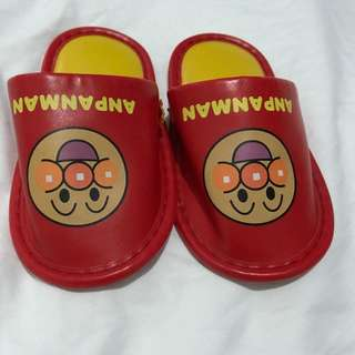 PRELOVED Anpanman Bedroom Slippers Fr Japan