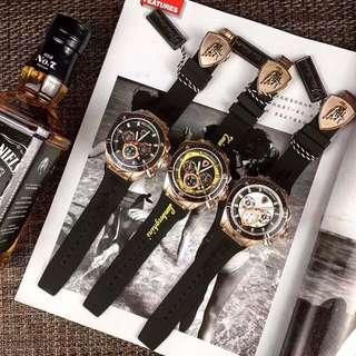 Lamborghini 腕錶 手表 藍寶堅尼