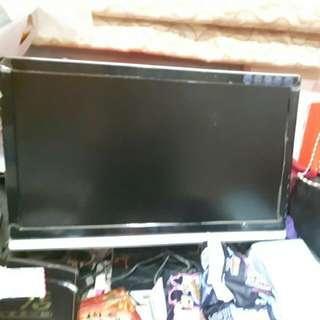 電腦螢幕22吋超大螢幕