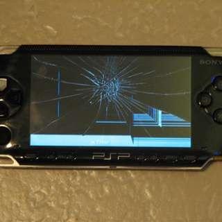 Buying Faulty PSP