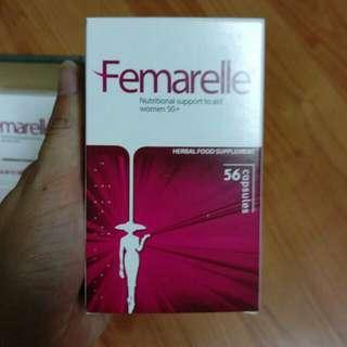 【現貨】芙婷寶Femarelle 56粒 最新版💛