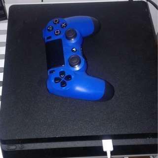 PS4 Slim, Fifa 17 & Battlefield 1