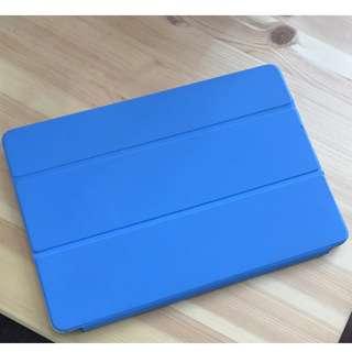 Ipad Air 2 16G Gold + Blue Cover stand