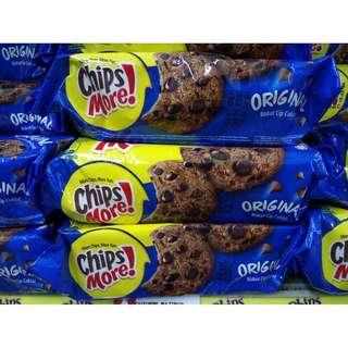 Chips More巧克力餅(馬來西亞代購)