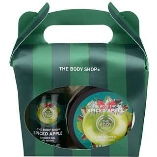 BODY SHOP -SPICED APPLE SET