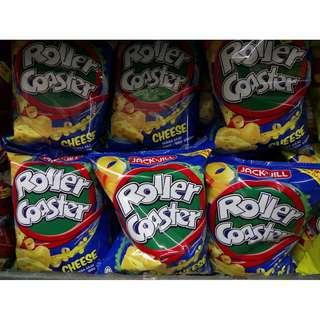 Roller Coaster零食圈起司味(馬來西亞代購)