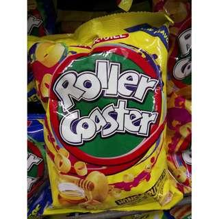 Roller Coaster零食圈蜂蜜味(馬來西亞代購)