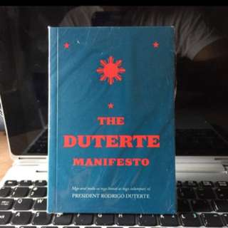 The Duterte Manifesto