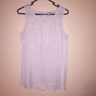 Jeanswest Singlet Size 8