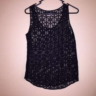 Glassons Singlet Size 8