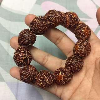 Unisex Detailed Bracelet From Bali