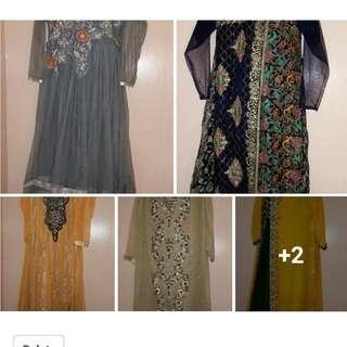 Usd 100 Indian Pakistani Clothes Eid Sale