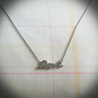 Adorable Love Necklace