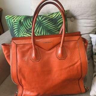 Givenchy Antigona zippered tote Bag