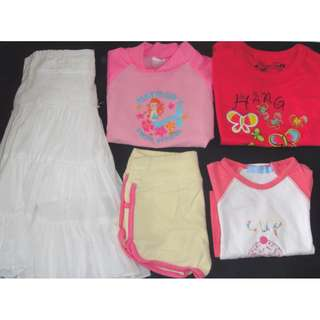 Target, Cotton On Girls Mixed Lot Size 2 **GREAT CONDITION**