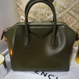 Givenchy Antigona in Khaki