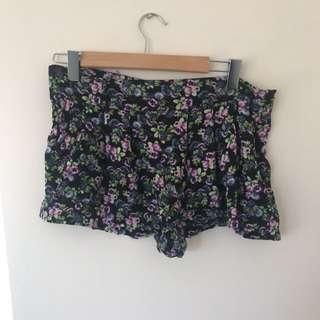 Miss Shop Floral Shorts