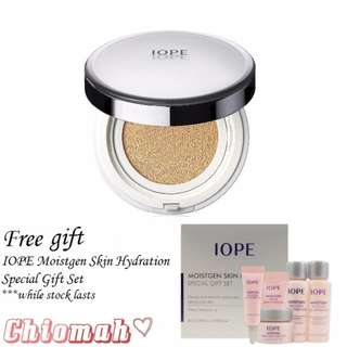 IOPE Air Cushion ® XP SPF50+/PA (Includes 1 Refill)