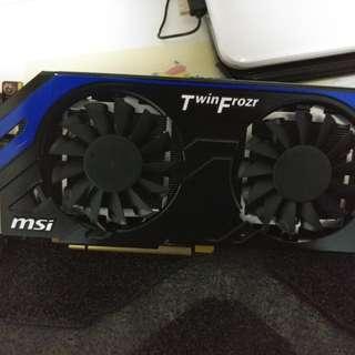 MSI GTX660ti TWIN FROZR