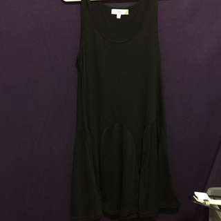 Temt Black Dress Size Small