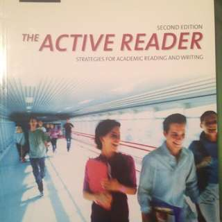 Oxford The Active Reader By Eric Henderson