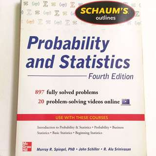 McGRAW-HILL Probability & Statistics
