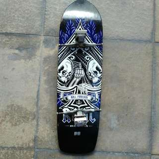 """Real """"Aces edition"""" Complete Skateboard Rare Limited Edition"""
