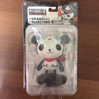 Panda-Z 熊貓機器人公仔