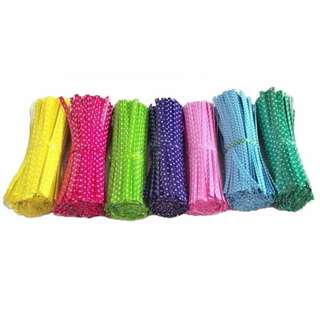 Twist Ties/Packaging wire/Sealing wire/Cookie bags tie for cookie bags/food bags S$ 1.00 for 25 pcs