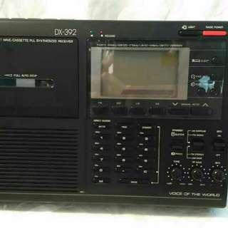 Radio/Cassette Player