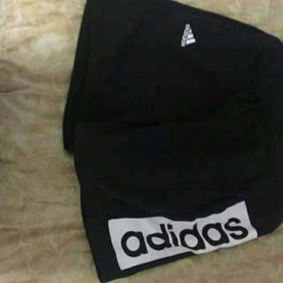Adidas 短棉褲